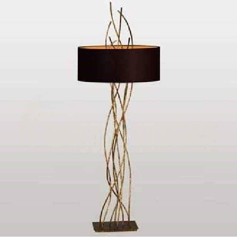 lampadaire-sarment-bronze