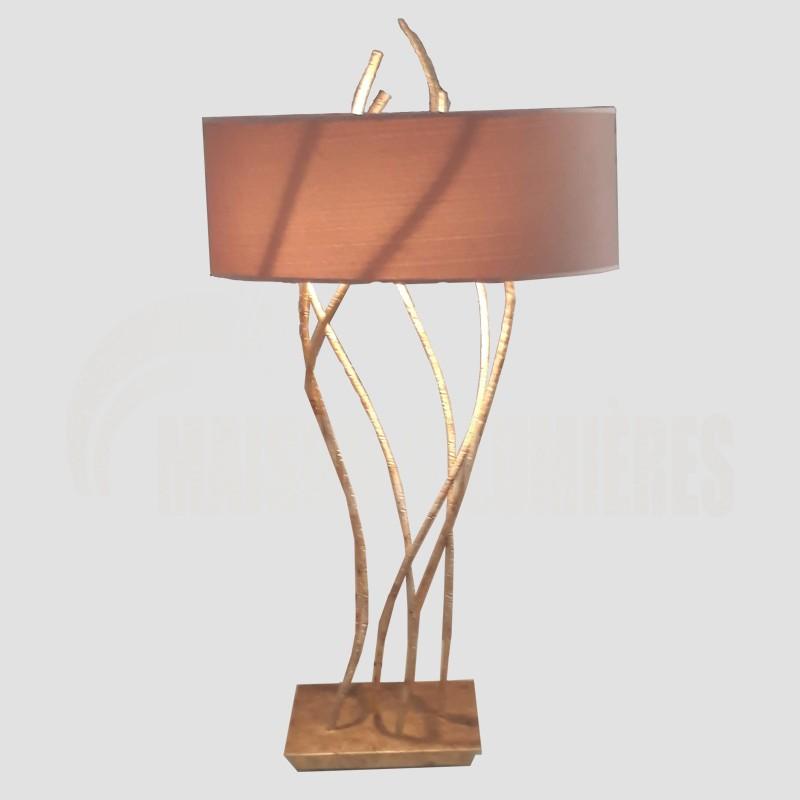 lampe-sarment-doré